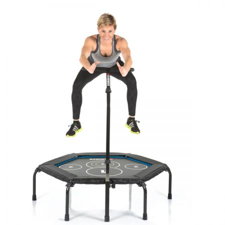 bienfaits du trampoline fitness
