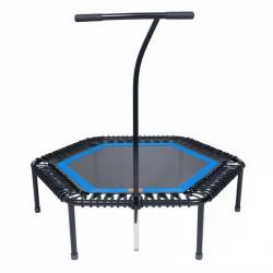 trampoline fitness avec barre