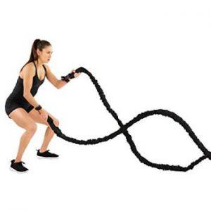 utiliser battle rope