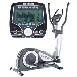 velo elliptique Kettler Axos Cross P