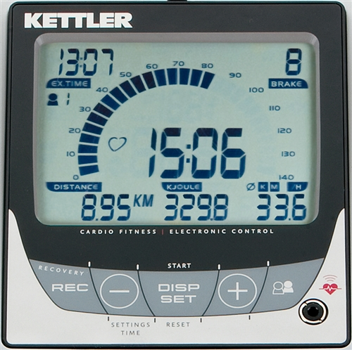 Kettler Unix M promo