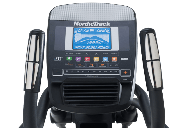 Nordictrack AudioStrider 500 test