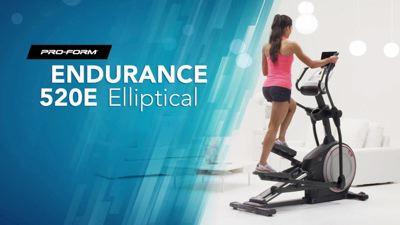 Proform Endurance 520 E pas cher