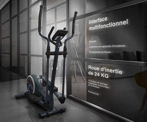 Sportstech CX625 test