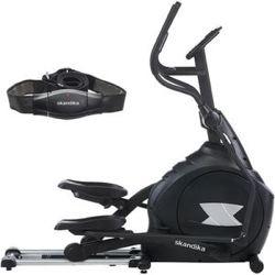 velo elliptique pliable Skandika Cardiocross Carbon pro