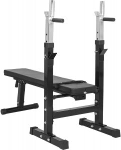 banc de musculation Gorilla Sports 10000118