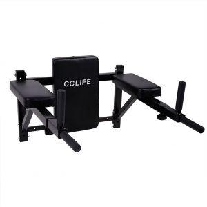 barres de dips CCLIFE DBHTN005008V