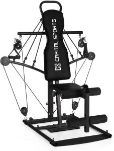 station de musculation Capital Sports Tubey Mini