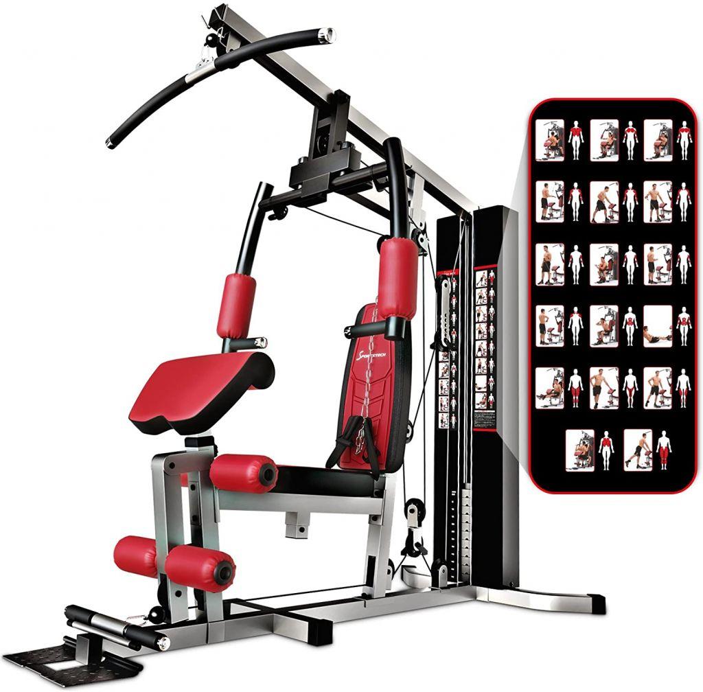station de musculation Sportstech HGX100