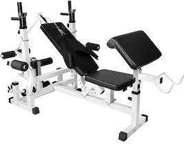 banc de musculation complet Gorilla Sports GS005