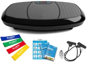 comparatif plateforme vibrante - Bluefin Fitness 3d
