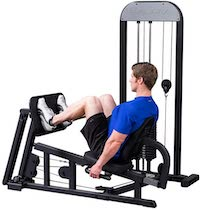 presse a cuisse BodySolid GLP-STK